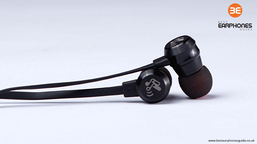 SoundPEATS M20 earphones - pair