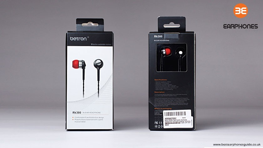 Betron RK300 Packaging
