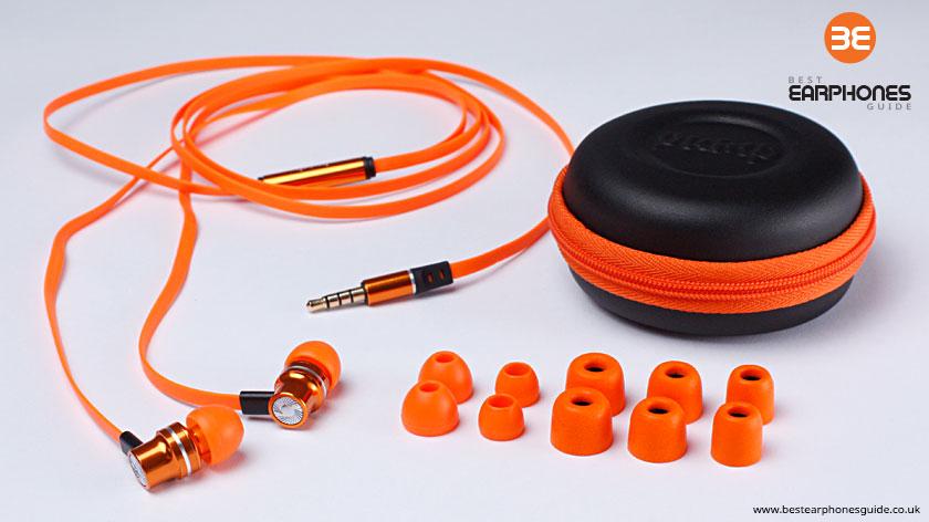 Pump Audio - Earphones Set