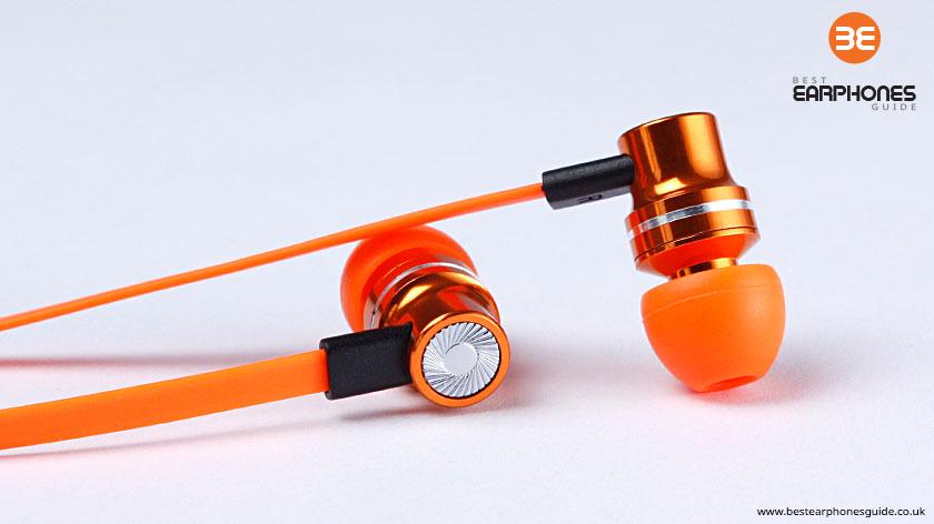 Pump Audio Earphones - Pair