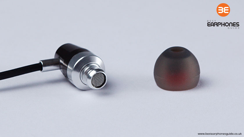 Rock Jaw Alpha Genus V2 earphones - naked
