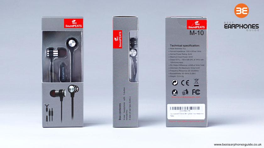 SoundPEATS M10 Box