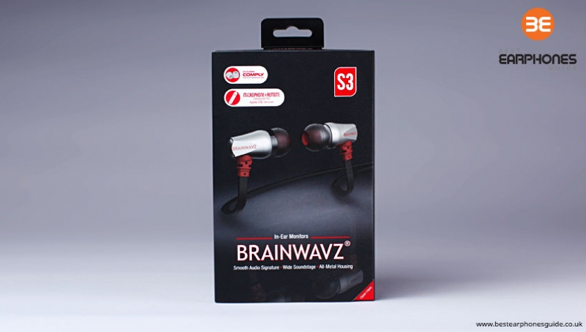 Brainwavz S3 - Packaging