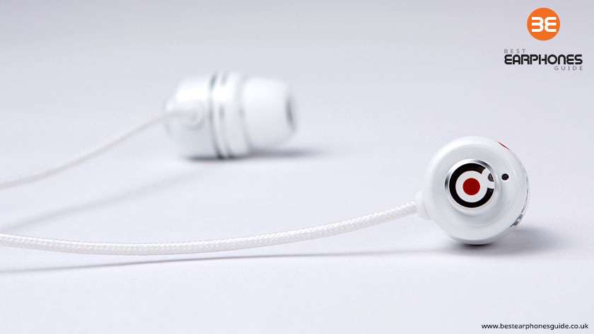 Eightball EX811 in ear headphones