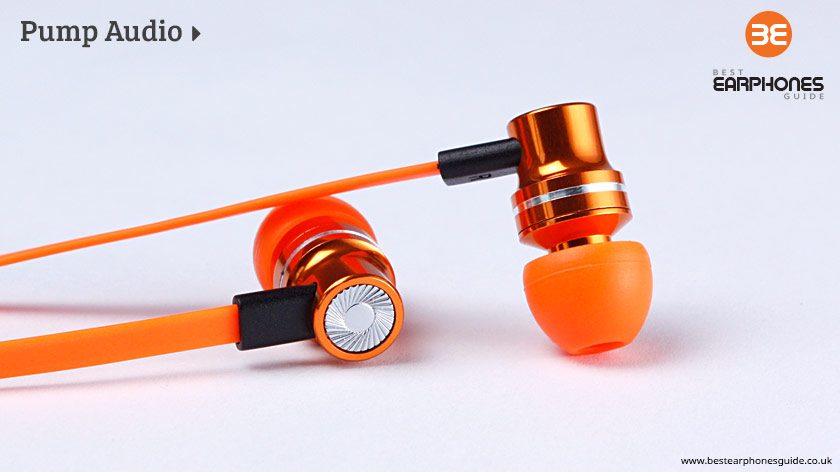 Pump Audio Earphones Review