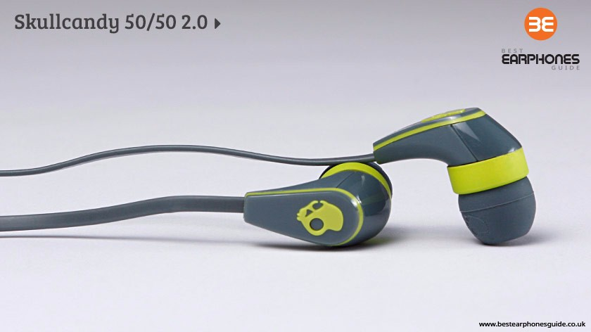 Skullcandy 50/50 2.0 Earphones Review