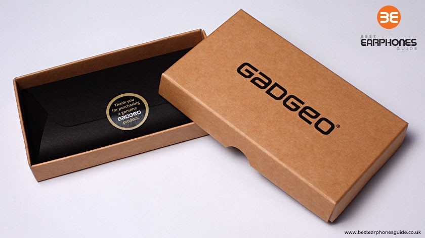 Gadgeo GX20 Packaging
