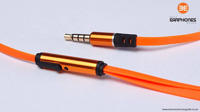Pump Earphones - Components