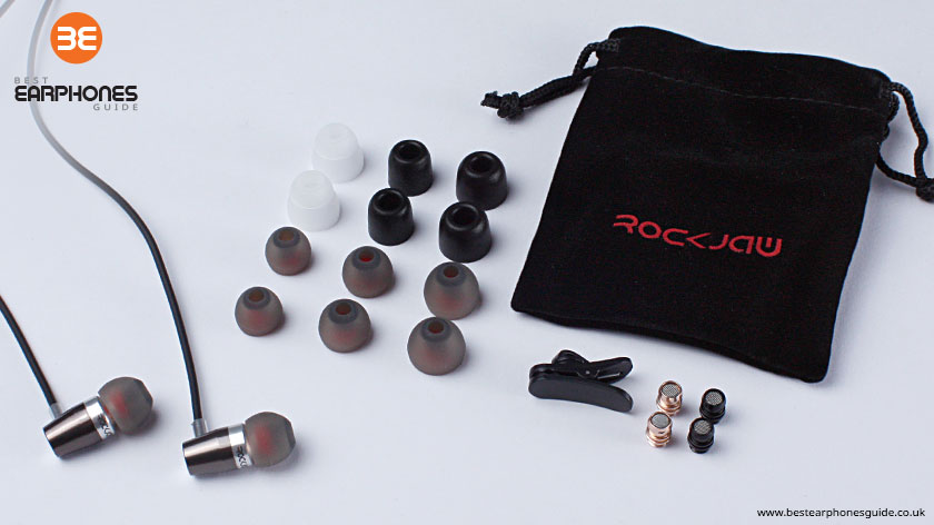 Rock Jaw Alpha Genus V2 IEM - Complete set