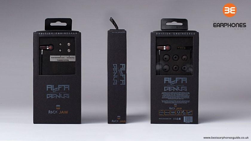 Rock Jaw Alpha Genus Packaging