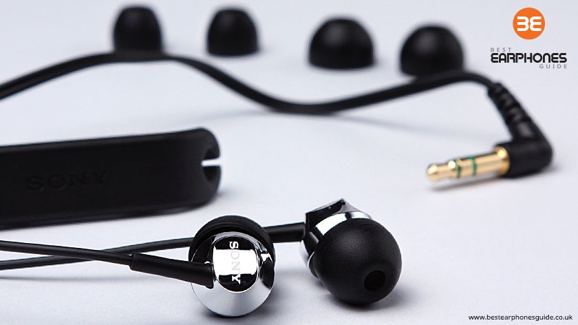 Sony MDR 50LP Components