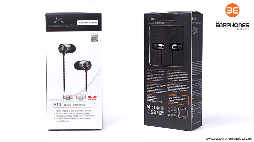 E10 SoundMAGIC Packaging