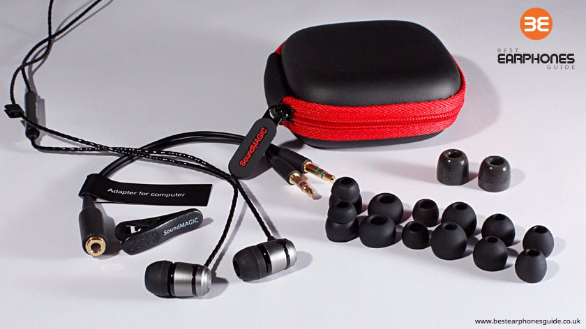SoundMAGIC E50 - Earphones Set