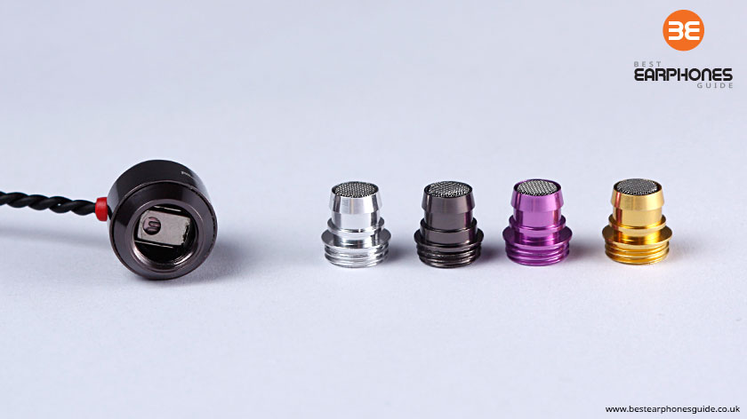 Trinity Delta Removable Audio Tuning Filters